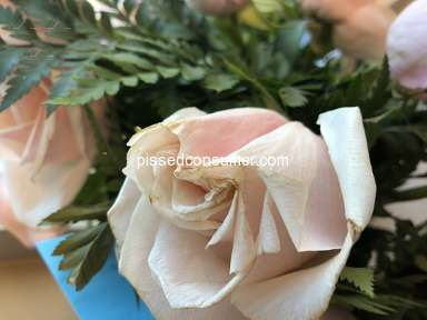 Avasflowers Bouquet review 335900