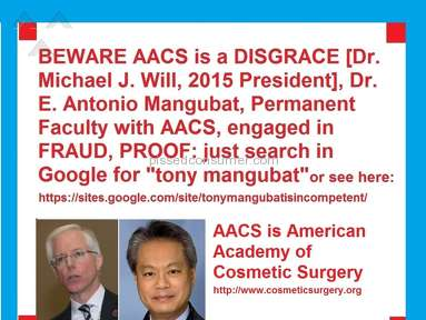Aacs American Academy Cosmetic Surgery Hospitals, Clinics and Medical Centers, Doctors review 61793