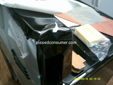 Goedekers - Damaged product and bottom tier customer service