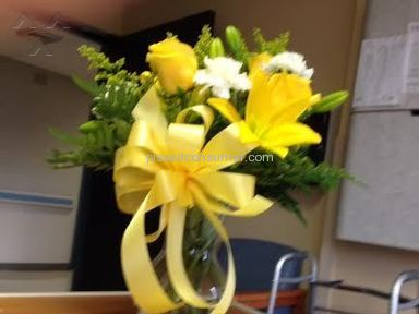 Justflowers Arrangement review 58635