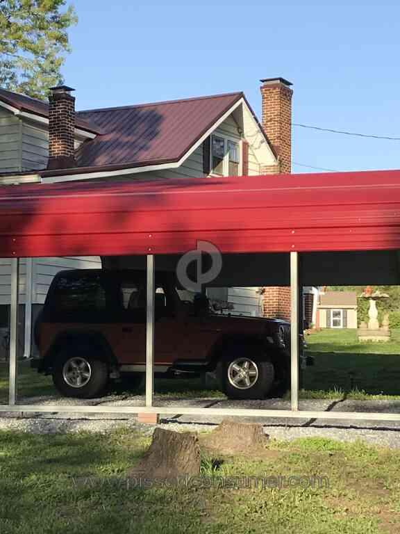 31 Carolina Carports Reviews And Complaints Pissed Consumer