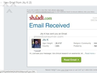 Shaadi Profile review 167828