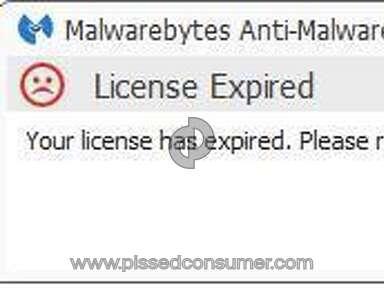 Malwarebytes - Renewal doesn't work