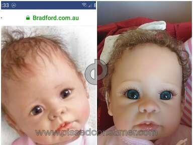 The Bradford Exchange Australia - Terrible