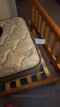 hampton and rhodes mattress