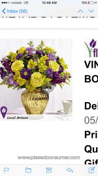1800flowers Vintage Charm Bouquet