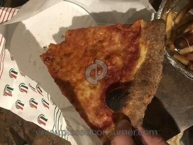 DoorDash Pizza review 356464