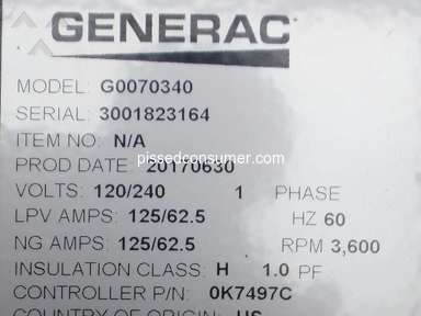 Generac Power Systems Utility review 434204
