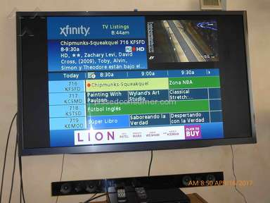 Comcast - Changed programming without notice