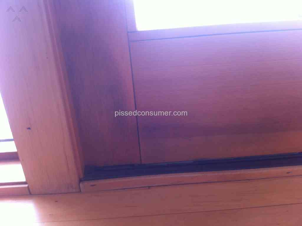 Pella Rotted Doors Jan 02 2020 Pissed Consumer