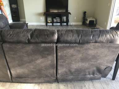 Lazboy - Very disappointed with quality from Lazy Boy