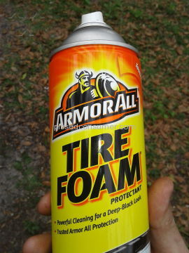 Armor All Tire Cleaning Solution