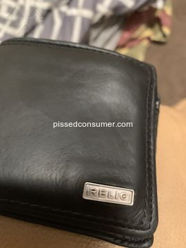 Relic Brand Wallet