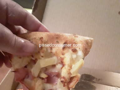 Dominos Pizza Pizza review 697723