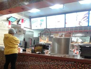 Popeyes Louisiana Kitchen Drive-through review 336674
