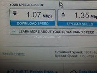 Suddenlink selling 15 Mbps service even tho they cant obtain the advertised speed