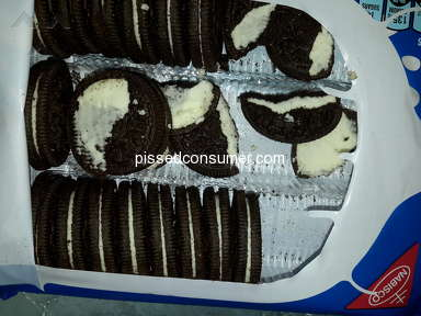 Oreo - There must be a new drug I haven't heard of yet that makes