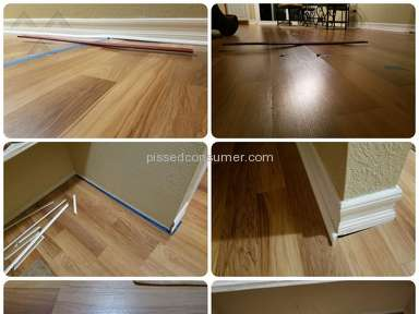 Empire Today Laminate Flooring review 128963