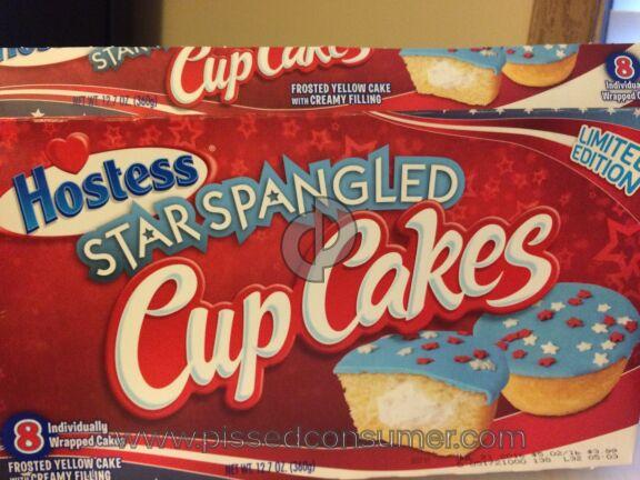 Hostess Brands Cupcake