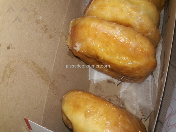 Shipley Donuts Doughnut