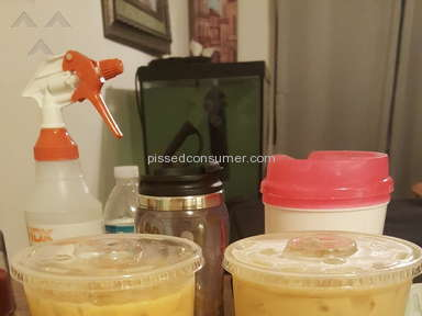 Dunkin Donuts Iced Coffee Review from Palm Beach Gardens, Florida