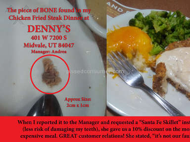 Dennys Restaurant Cafes, Restaurants and Bars review 97051