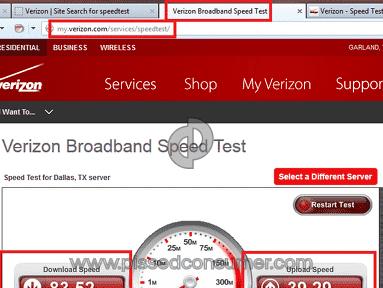 Verizon Internet Service review 15473