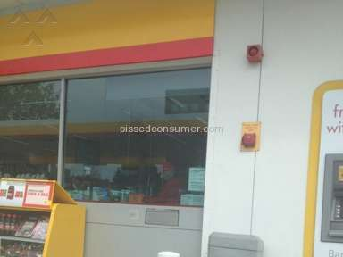 Shell - Disabled Customer Assistance Review from Fallings Park, England