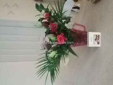 Prestige Flowers Lily And Rose Bouquet review 147996