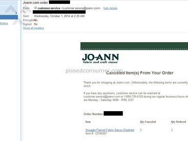 Joann Fabric - Boycotting for life! Advertises sale prices but refuses to give them!