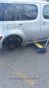Rent A Wheel Car Part Installation