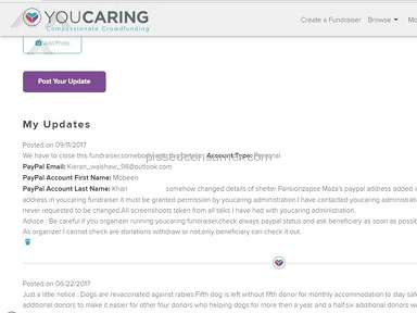 Youcaring Crowdfunding Service review 230336