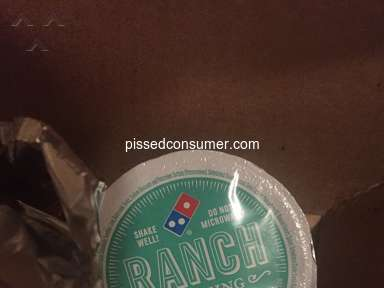 Dominos Pizza Fast Food review 304524
