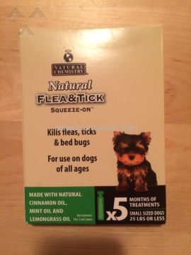 Natural Chemistry Natural Flea And Tick Flea Control