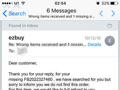 Ezbuy Shipping Service review 194838