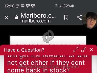 Marlboro Rewards Program review 756707