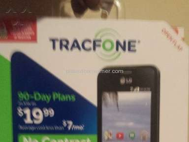 Tracfone - Cell Phone Review from Pittsburgh, Pennsylvania