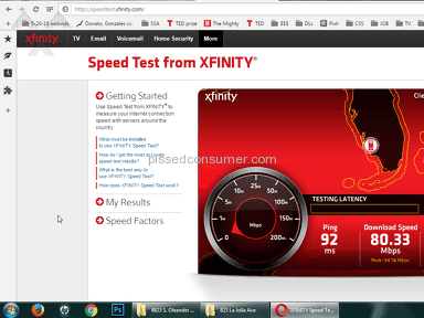 Frontier Communications Fios Internet Service review 169704