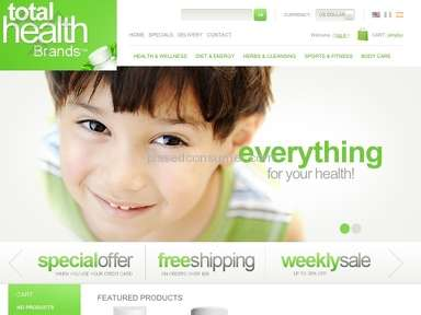 Total Health Brands Advertising review 14753