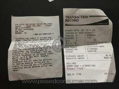 TD Bank - FRAUD AGAINST MYSELF? WORST BANK EVER!