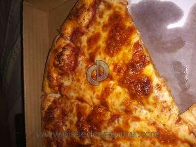 DoorDash Pizza review 314268
