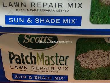 Scotts Lawn Repair Mix review 228458