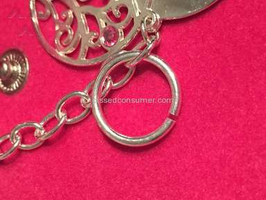 Mynamenecklace Bracelet review 54031