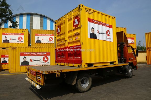 Agarwal Packers And Movers Moving Service