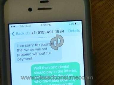 Brio Dental Dental Crown Service review 163554