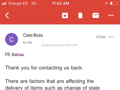 Case Boss Shipping Service review 247464