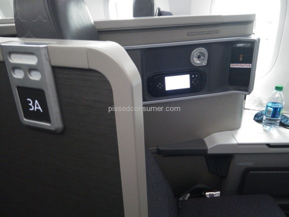 American Airlines Inflight Service