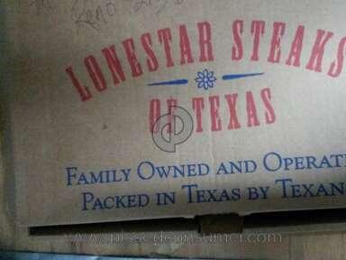Lonestar Meats - Lonestar Steaks Of Texas - Steak Review from Houston, Texas