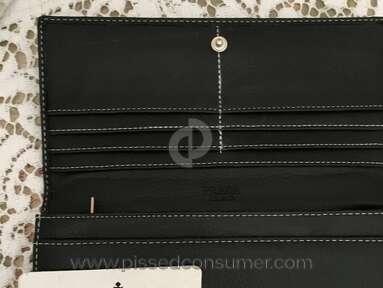 Poshmark Prada Wallet review 665487