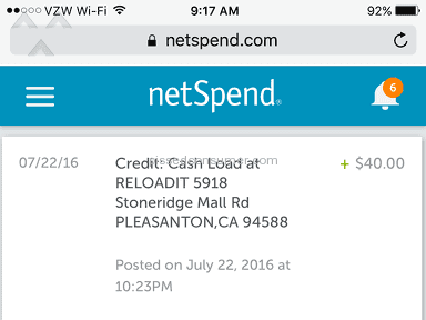 Netspend Refer A Friend Referral Program review 150438